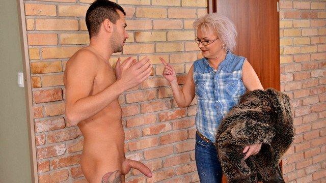 Порно Старие Баби